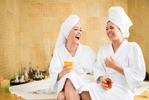 Be happy at Le Spa Stratford-upon-Avon